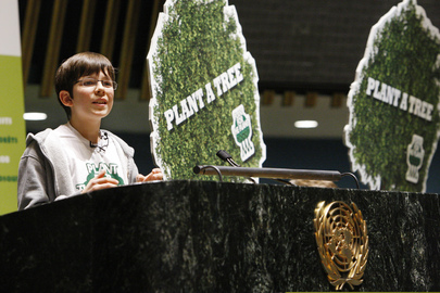 UN Launches 2011 International Year of Forests