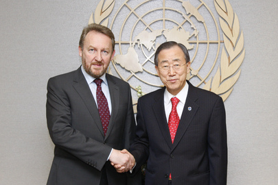 Secretary-General Meets Member of Bosnia and Herzegovina Presidency