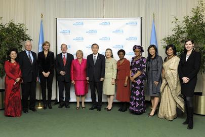 UN Women Launch Event