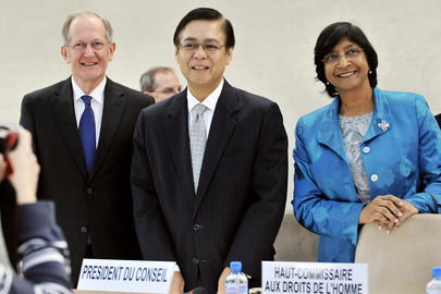 Human Rights Council Opens 16th Session
