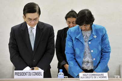 Rights Council Remembers Fallen Protesters at Opening of 16th Session