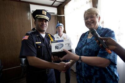 Special Representative of the Secretary-General Visits Liberia