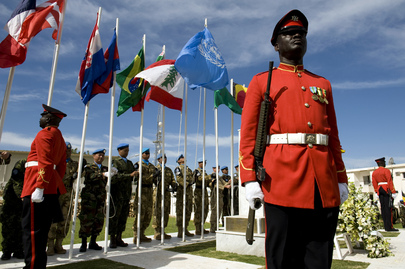 UNIFIL Commemorates Its Thirty-Third Anniversary