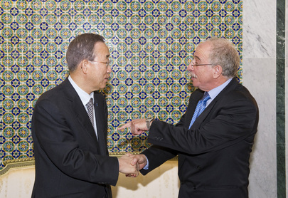 Secretary-General Meets New Tunisian Foreign Minister