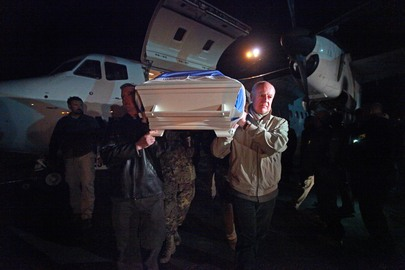 UN Mission Receives Caskets of Colleagues Killed in Mazar-i-Sharif Attack