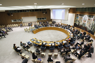 Council Extends Mandate of WMD Non-Proliferation Committee
