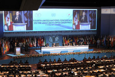 Secretary-General Addresses Opening of 4th UN Conference on LDCs