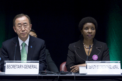 Global Meeting on Disaster Risk Reduction Opens in Geneva