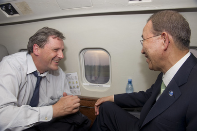 Secretary-General Travels to Côte d'Ivoire
