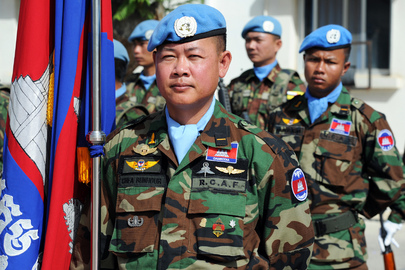 UNIFIL Observes International Day of United Nations Peacekeepers