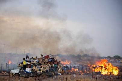 Violence Renewed in Disputed Town of Abyei, Sudan