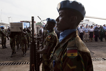 UN Mission in Liberia Loses Ghanian Police Officer
