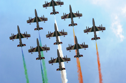 Secretary-General and World Leaders Attend Italian Military Parade