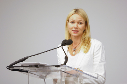Actress Naomi Watts Speaks at Launch of Global Plan to Eliminate HIV Infections among Children