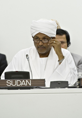 """Peace and Development in Sudan and South Sudan"" Discussed at Joint Meeting"