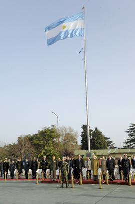 Secretary-General Visits Peacekeeping Training Centre in Argentina