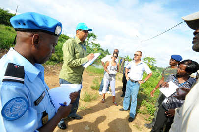 UN Human Rights Team Talks to Victims' Families in Côte d'Ivoire
