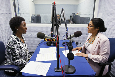 UN Radio Interviews Deputy Secretary-General on A.U. Summit