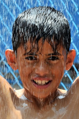 UNRWA Summer Games 2011