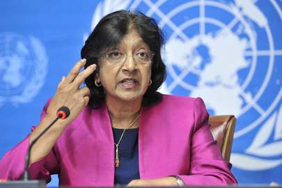 Rights Commissioner Urges States to Devote More towards Human Rights