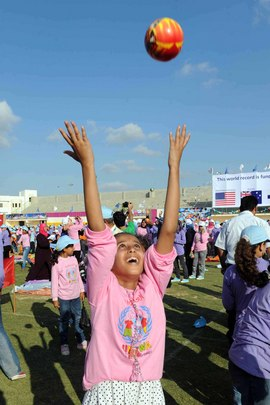 Gaza Summer Camp Activities Organized by UNRWA
