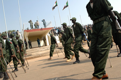 South Sudan Prepares for Its Independence