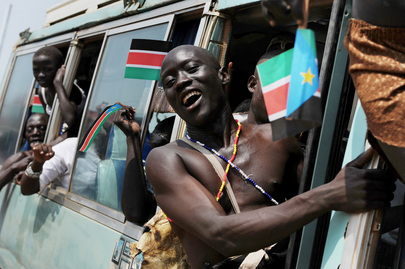 South Sudan Prepares for Independence