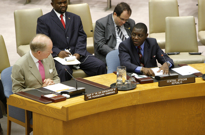 Security Council Meets on Central African Republic
