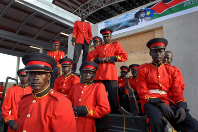 South Sudan Counts Down to Independence