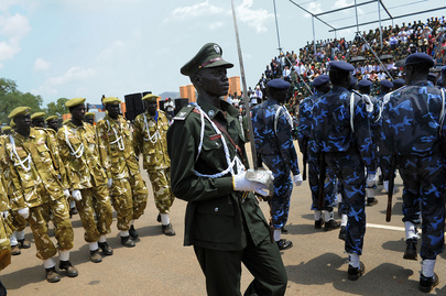 South Sudan Celebrates Independence
