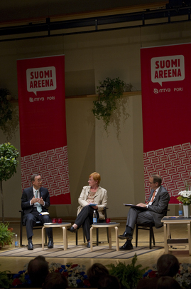 Sustainable Development Discussed in Finland