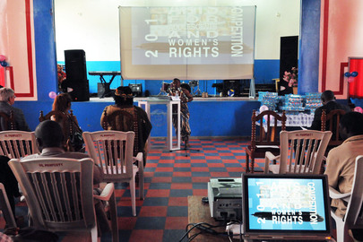 Arts for Adolescents and Women&#039;s Rights Competition in Liberia