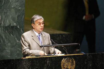 Conference on Disarmament Secretary-General Addresses General Assembly