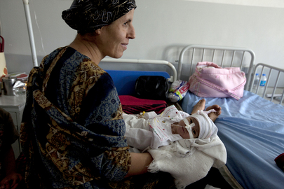 UNICEF Helps Infants Thrive in Iraq