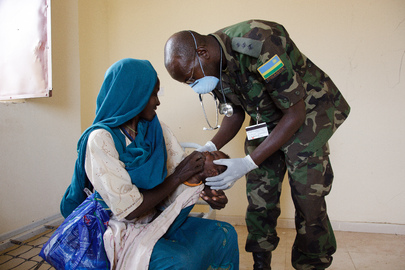 UNAMID Launches Free Medical Campaign in North Darfur