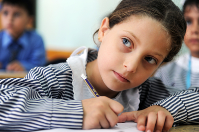 Classes Start Again for Young Palestinians at UNRWA School