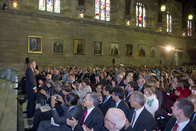 Secretary-General Delivers Lecture at University of Sydney