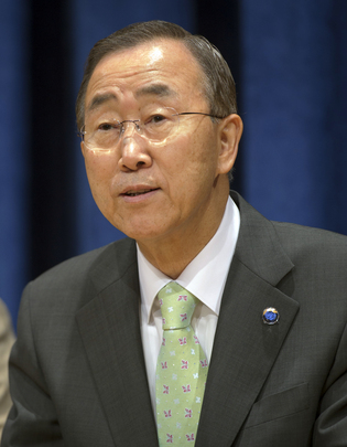 Secretary-General Urges Action to Close Gap on MDGs
