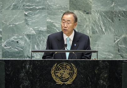 Secretary-General Addresses High-level Meeting on Desertification, Land Degradation and Drought