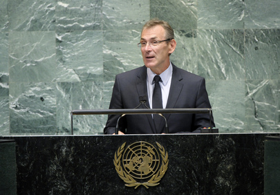 E.U. Development Commissioner Addresses High-Level Meeting on Desertification