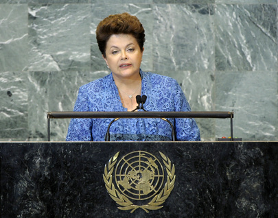 H.E. Mrs.Dilma Rousseff