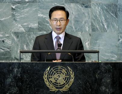 President of Republic of Korea Addresses General Assembly