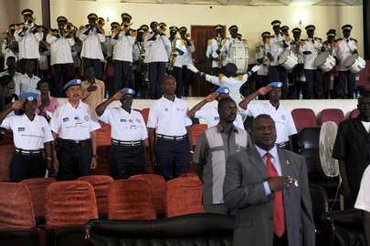 First International Day of Peace Observance in South Sudan