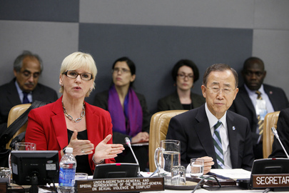 Member States Discuss Preventing Sexual Violence in Conflict