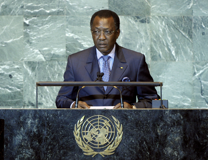 President of Chad Addresses General Assembly