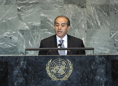 Chairman of Libya's NTC Executive Office Addresses General Assembly