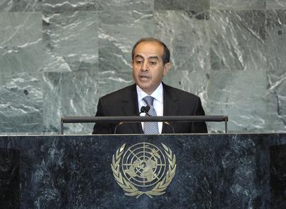H.E. Mr.Mahmoud Jibril