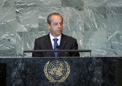 Prime Minister of Malta Addresses General Assembly