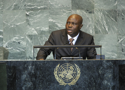 Prime Minister of Togo Addresses General Assembly