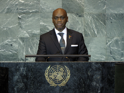 Foreign Minister of Cmeroon Addresses General Assembly